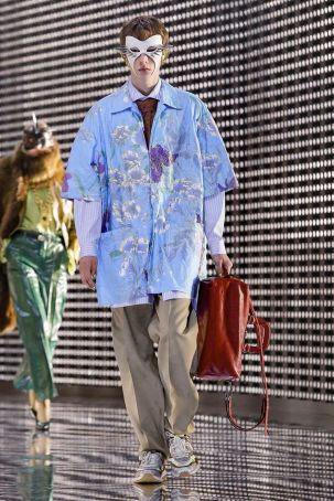 Gucci Men & Women Fall Winter 2019 Milan36