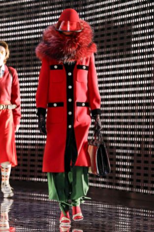 Gucci Men & Women Fall Winter 2019 Milan65