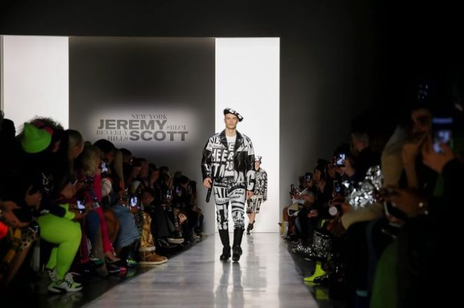 Jeremy Scott Ready To Wear Fall Winter 2019 New York19
