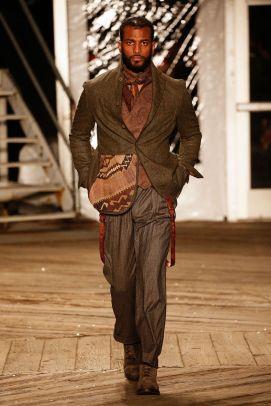 Joseph Abboud Menswear Fall Winter 2019 New York1