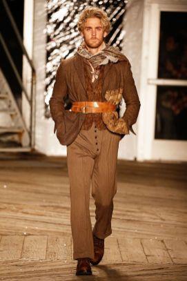 Joseph Abboud Menswear Fall Winter 2019 New York10