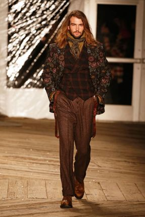 Joseph Abboud Menswear Fall Winter 2019 New York11
