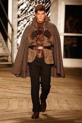 Joseph Abboud Menswear Fall Winter 2019 New York20