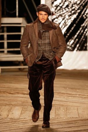 Joseph Abboud Menswear Fall Winter 2019 New York25