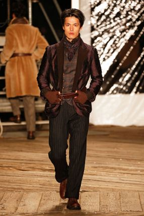Joseph Abboud Menswear Fall Winter 2019 New York26