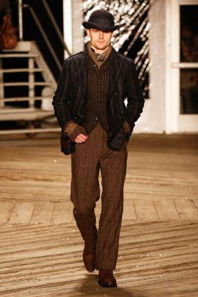 Joseph Abboud Menswear Fall Winter 2019 New York29