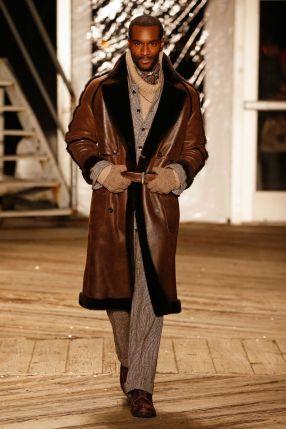 Joseph Abboud Menswear Fall Winter 2019 New York30