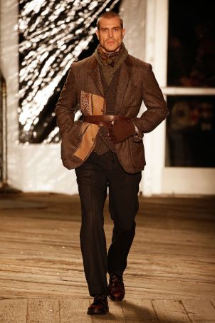 Joseph Abboud Menswear Fall Winter 2019 New York31