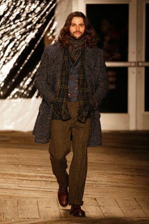 Joseph Abboud Menswear Fall Winter 2019 New York34