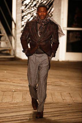 Joseph Abboud Menswear Fall Winter 2019 New York37
