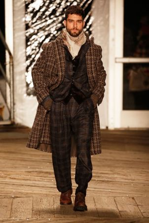 Joseph Abboud Menswear Fall Winter 2019 New York38