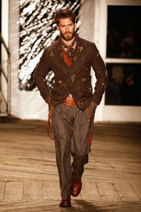 Joseph Abboud Menswear Fall Winter 2019 New York4