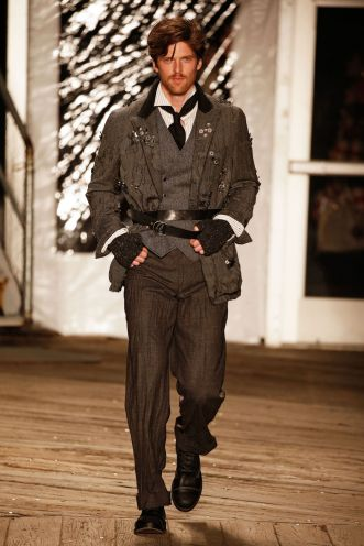 Joseph Abboud Menswear Fall Winter 2019 New York42