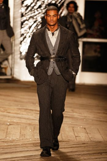 Joseph Abboud Menswear Fall Winter 2019 New York43