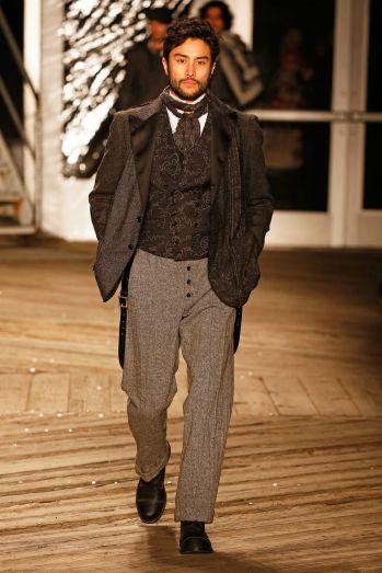 Joseph Abboud Menswear Fall Winter 2019 New York44