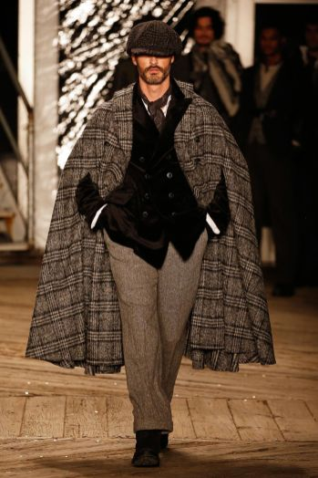 Joseph Abboud Menswear Fall Winter 2019 New York50