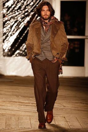Joseph Abboud Menswear Fall Winter 2019 New York6