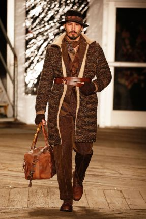Joseph Abboud Menswear Fall Winter 2019 New York9