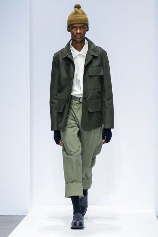 Margaret Howell Men & Women Fall Winter 2019 London35