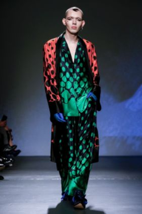 Palomo Spain Menswear Fall Winter 2019 New York12