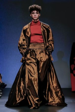 Palomo Spain Menswear Fall Winter 2019 New York18