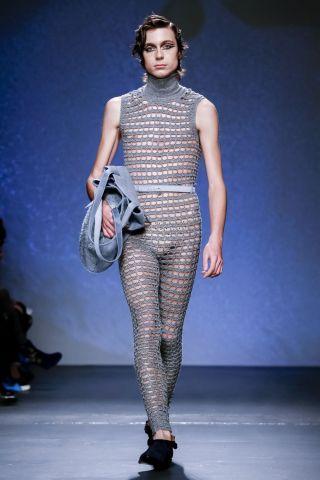 Palomo Spain Menswear Fall Winter 2019 New York24