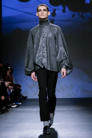 Palomo Spain Menswear Fall Winter 2019 New York29