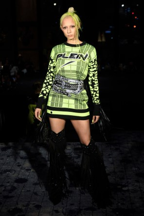 Philipp Plein RTW Fall 2019