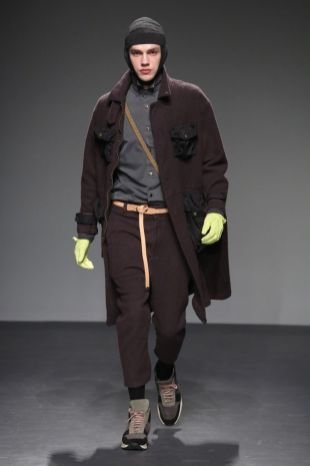 Robert Geller Men's Fall 2019
