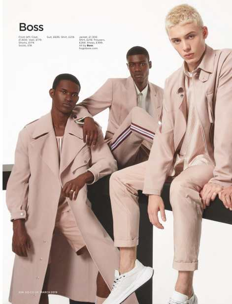 The GQ Collections Spring:Summer 2019 by Daniel Clavero2