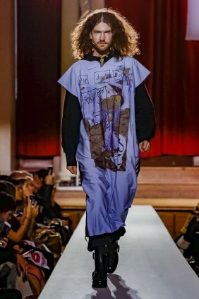 Vivienne Westwood Men & Women Fall Winter 2019 London1