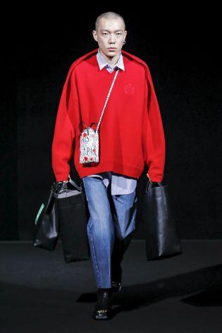 Balenciaga Ready To Wear Fall Winter 2019 Paris41