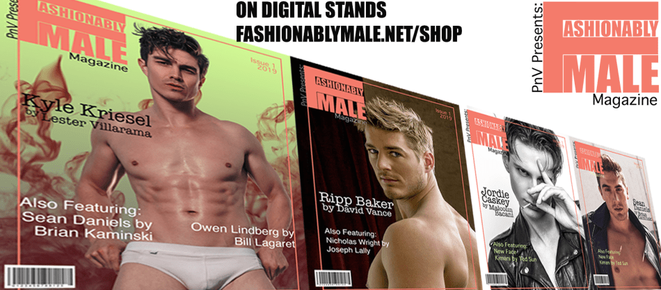 Click here for you to get your digital copy of Fashionablymale Magazine Issue 01.