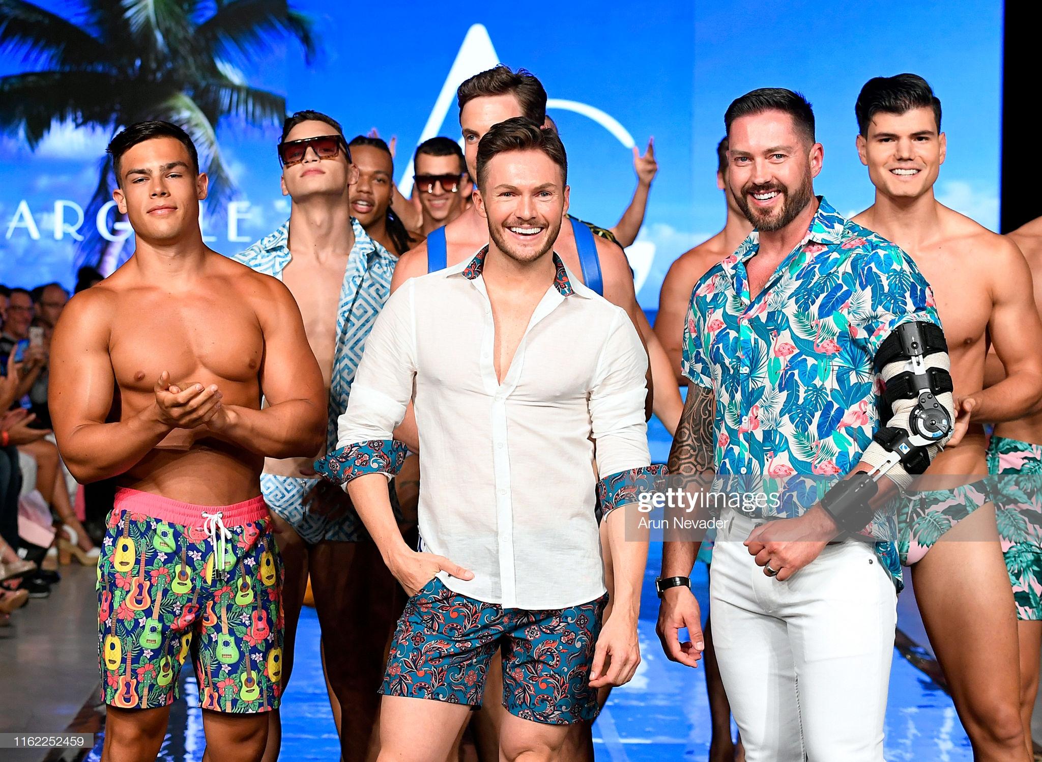 Miami Swim Week Resort 2020 - Fashionably Male