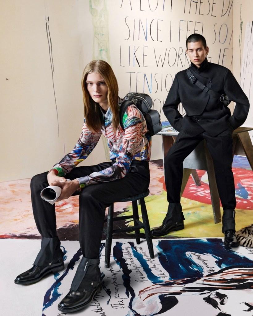 Dior Men Fall Winter 2020