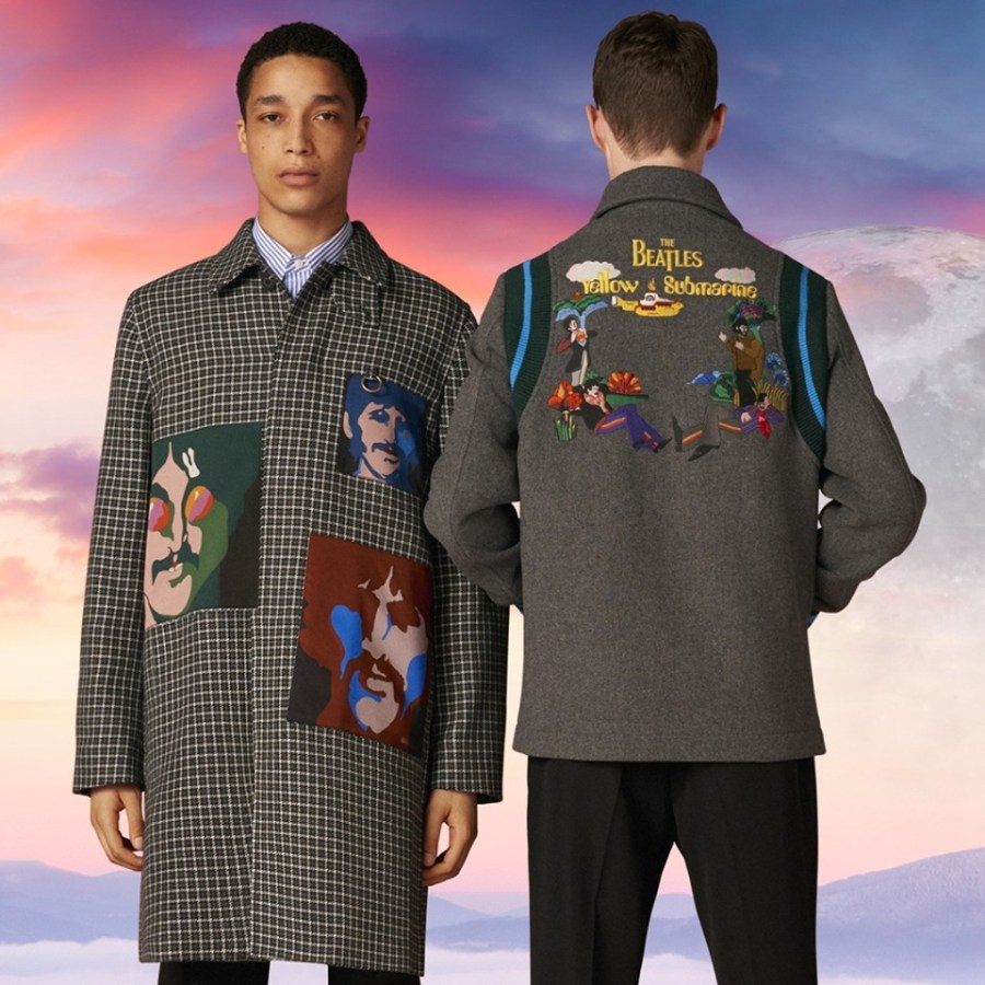 Discover 'All Together Now'  The Beatles x Stella McCartney AW 2019