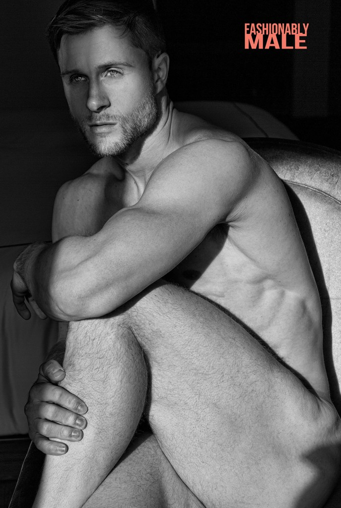 Trevor Opalewski by Lucas F Exclusive for Fashionably Male
