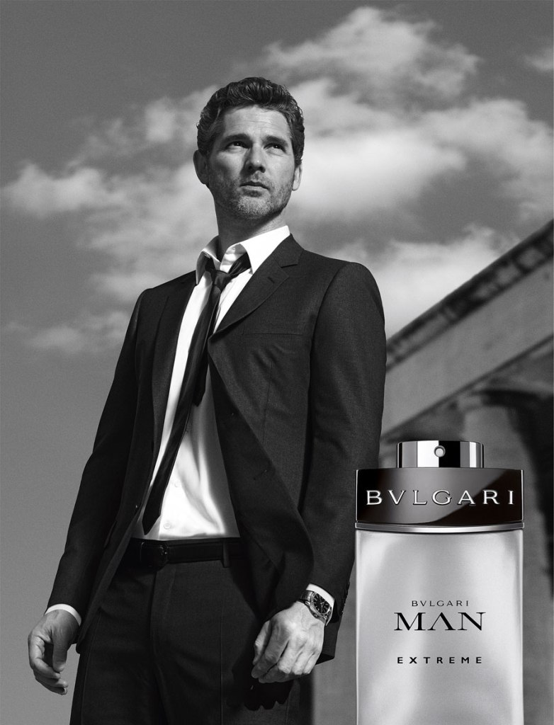 Bulgari 'Man Extreme' Fragrance S/S 2013 : Eric Bana by Peter Lindbergh
