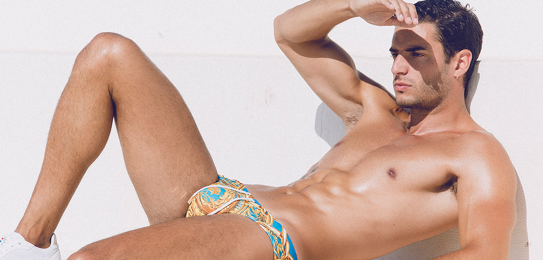 Carlos Gómez by Adrián C. Martín for Fashionably Male