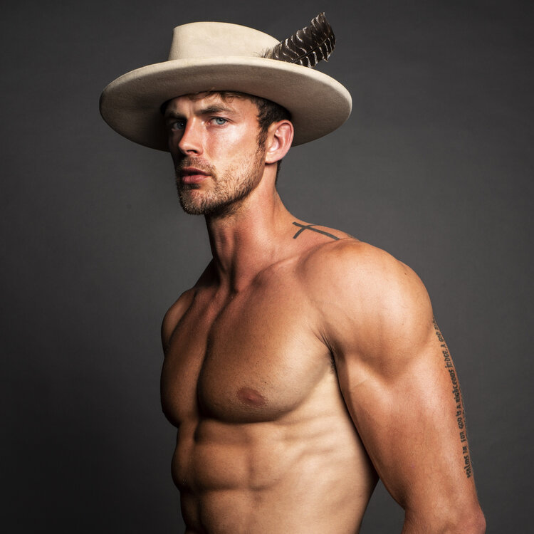Christian Hogue is The Perfect Man in new Edits by Ruben Tomas