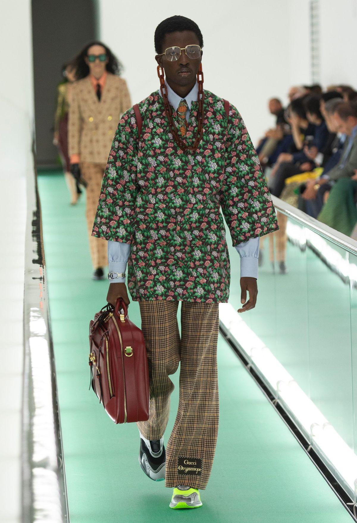 Gucci RTW Spring 2020 Milan