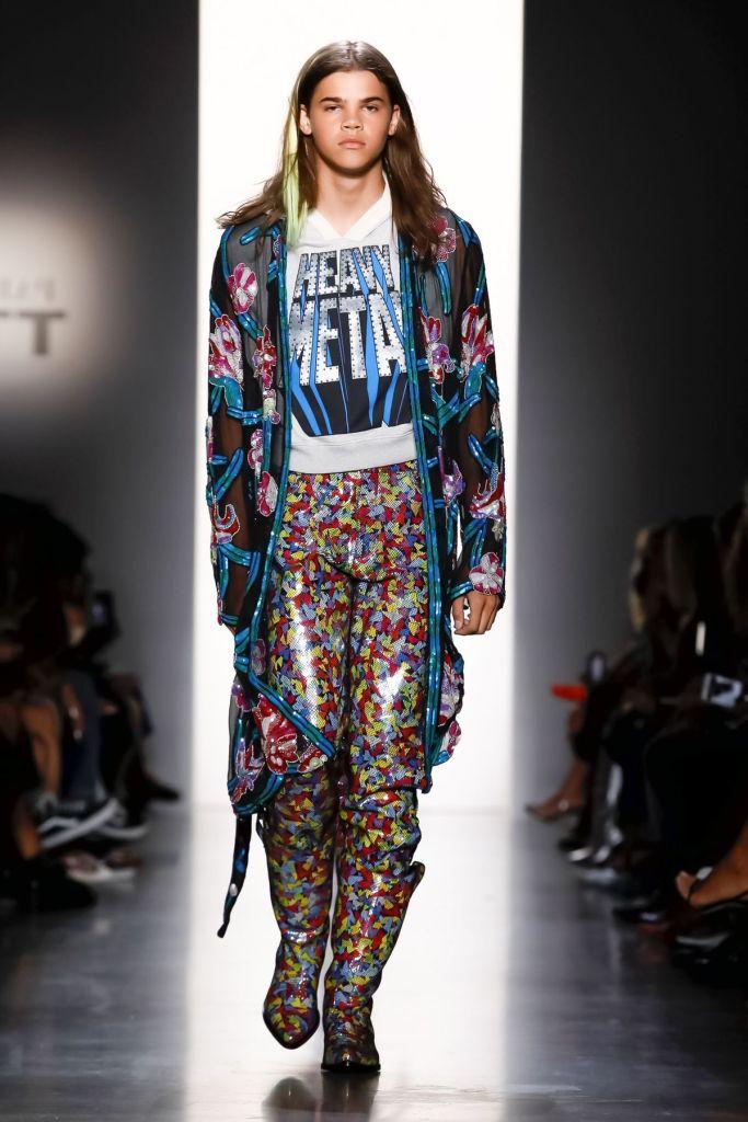Jeremy Scott Ready To Wear Spring Summer 2020 New York