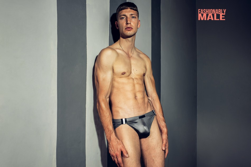 Jip by Ricardo Encinas for Fashionably Male