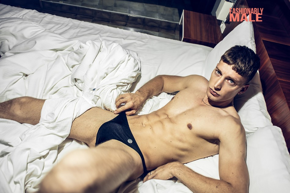Jip by Ricardo Encinas for Fashionably Male