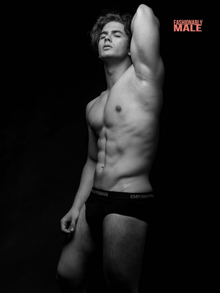 Kaan Baykara by Joem Bayawa for Fashionably Male