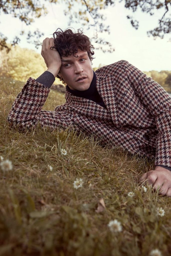 Miles McMillan for GQ Russia October 2019 Issue