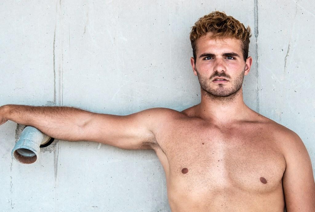 Raw Sweetness by Bruno Martinez for Fashionably Male