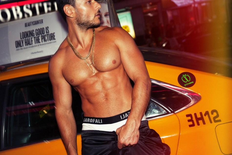 Garofali Goes to NYC by Elvis Di Fazio