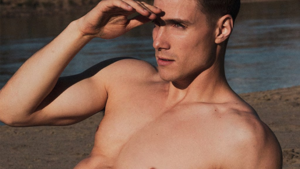 Dorian Reeves for PnVFashionablymale Magazine Issue 03