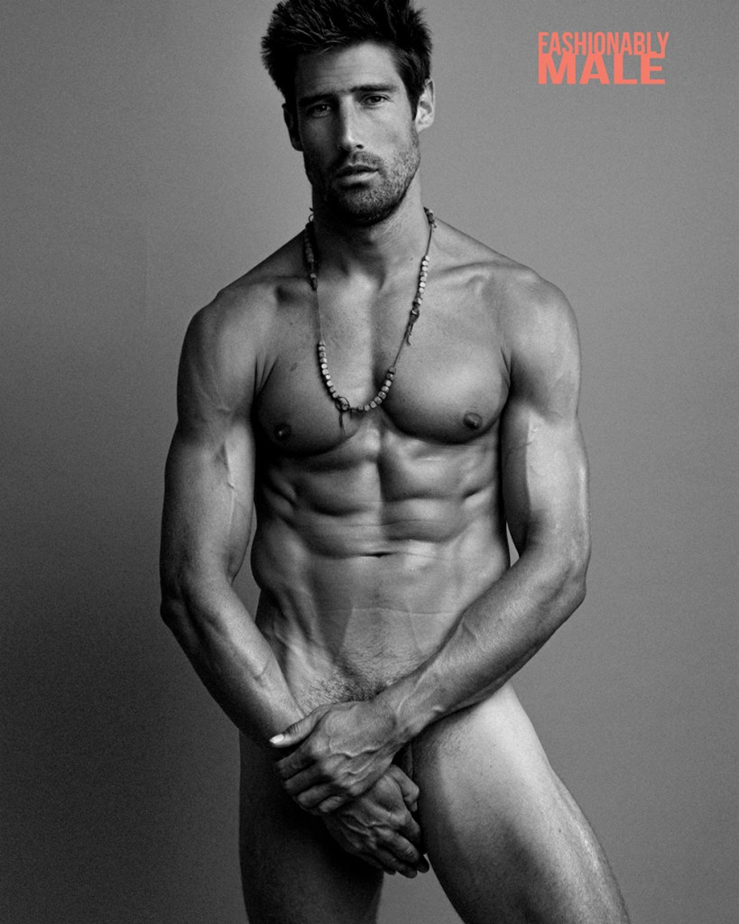 Patxi Mira by Duke Wiin for Fashionably Male